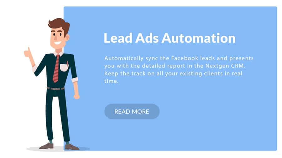 Lead Ads Automation